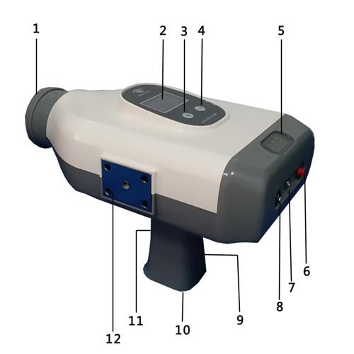 Handheld Portable Digital Dental X-Ray Machine