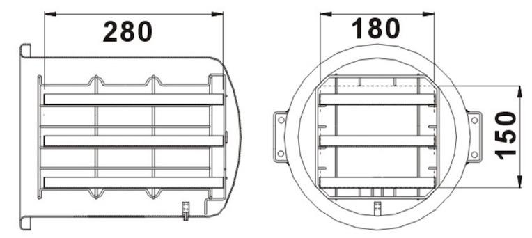 18L autoclaves