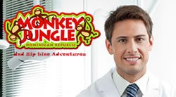 treedental customer-Monkey Jungle