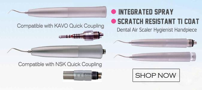 Sonic S Phatlus Dental Air Scaler Hygienist Handpiece