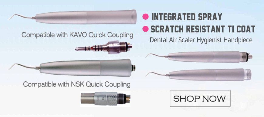 Sonic S Phatlus Dental Air Scaler Hygienist Handpiece