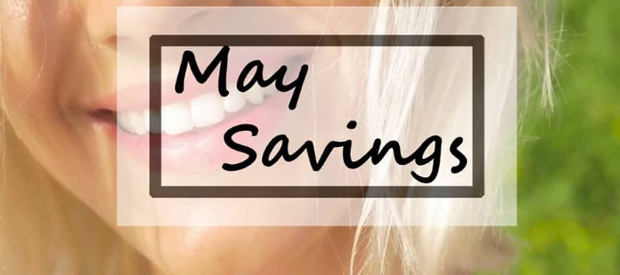 2018 May savings on Treedental