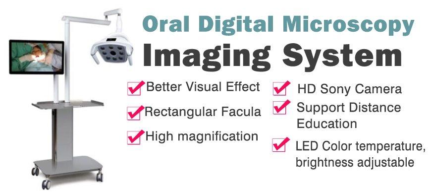Oral Digital Microscopy Imaging System