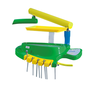 Pediatric Dental Chair delivery system