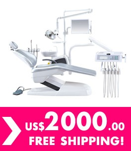 Human Friendly Economical Dental Chair Unit