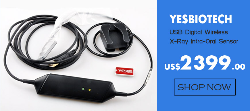 Yesbiotech® USB Digital Wireless X-Ray Intra-Oral Sensor