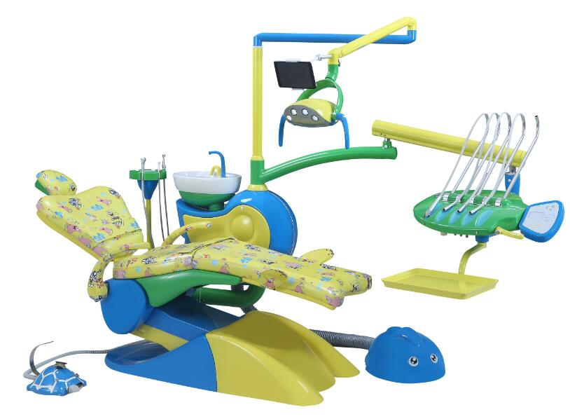 Top Mounted Pediatric Dental Chair