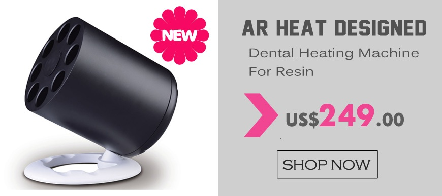 Dental AR Heat Composite Warmer Heating Machine for Resin